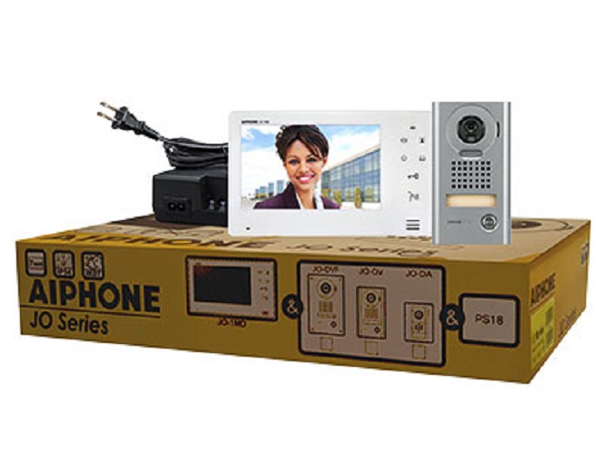 Aiphone Jo Series 7 Touch Button Video Intercom Kit