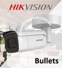 Hikvision Bullet Cameras
