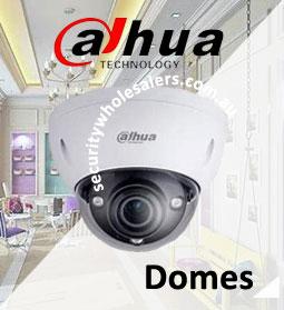 Dahua Dome Cameras
