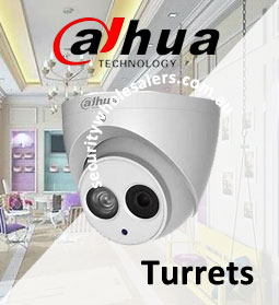 Dahua Eyeball Cameras