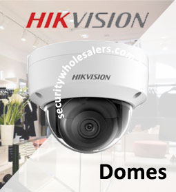 Hikvision Dome Cameras