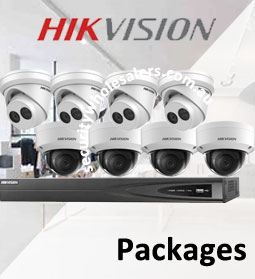 Hikvision CCTV Camera Kits