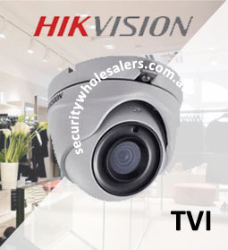 Hikvision TVI Over Coaxial Cameras TVI4.0 (5MP & 8MP)
