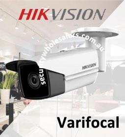 Hikvision Varifocal Cameras