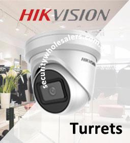 Hikvision Turret Cameras