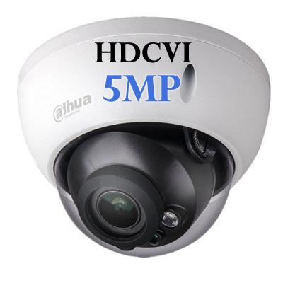 Dahua 5MP HDCVI Domes