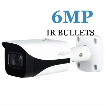 6MP IR Bullet Cameras