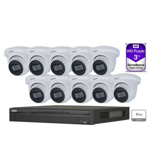 Dahua Dome Camera Packages